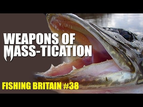 Weapons of Mass-tication – Fishing Britain, episode 38