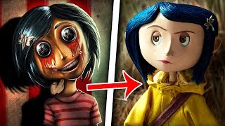 The VERY Messed Up Origins of Coraline (Pt. 2) | Coraline Explained - Jon Solo