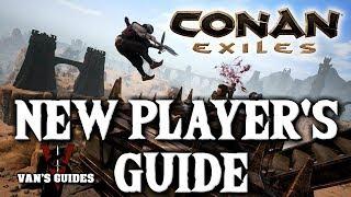 Conan Exiles Beginner