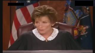 Angry Man Flips Out On Judge Judy