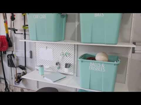 10 Garage organization ideas