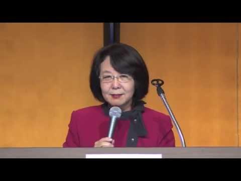 鳥飼玖美子氏 記念講演「AFSの100年:留学から異文化理解へ」