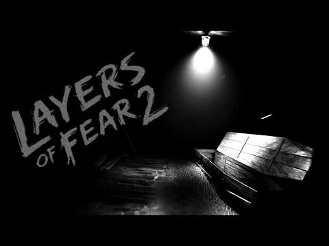 Layers of Fear 2 #  оно играет с нами