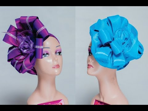 Gele ARA, easy way to tie small size