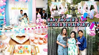 NEPALI BABY SHOWER AND GENDER REVEAL PARTY