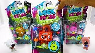 Новинка сюрприз для детей Замочек с сюрпризом LOck stars/ Распаковка необычных сюрпризов. ИДК