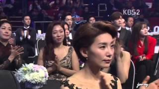 [HD]151231 KBS Drama Awards 2015 AHN&GHS ALL CUT (1080i)