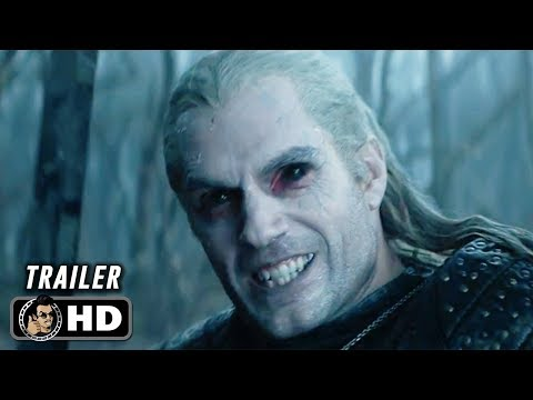 THE WITCHER Official Trailer (HD) Henry Cavill