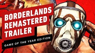 Borderlands: Game of the Year Edition - Reveal Trailer (4K)