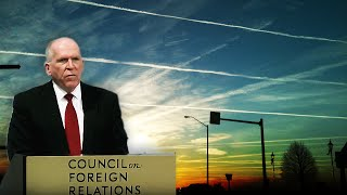 The CIA Director Just Cheerfully Chatted up the CFR About Chemtrails