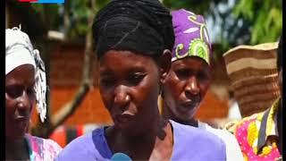 Wanawake wa Taita Taveta wameelezea kufaidika kwao baada ya kujiunga kwa vikundi vya kusuka Vyondo