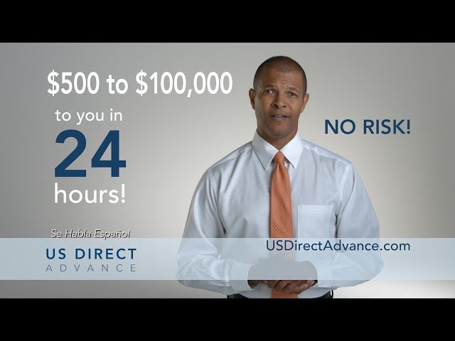 Pre-Settlement Funding [Get Your Money Fast] | US Direct Advance
