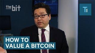 What is bitcoin fair value