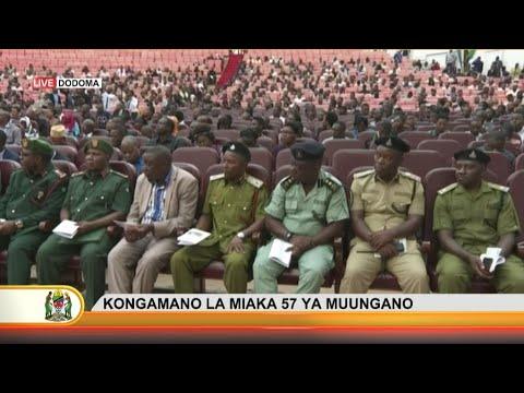#LIVE MAADHIMISHO YA MIAKA 57 YA MUUNGANO - DODOMA