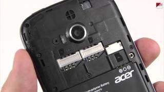 Acer Liquid E2 Duo im Test-Video
