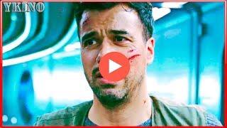 🎥 Летящие сквозь ночь (1 сезон) - Русский трейлер (Субтитры, 2018 )