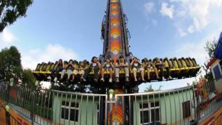 Video : China : The Luna Fun Park in KunMing 昆明