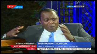 JKL: Inspirational Thursday; Mboya Kidero-Coca Cola president and Tom Mboya's Daughter, Part 1