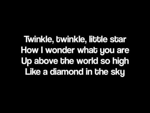 Twinkle Twinkle Little Star - Jewel (with lyrics)