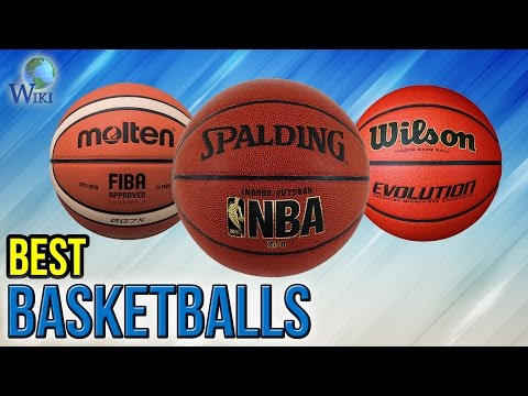10 Best Basketballs 2017