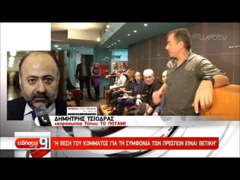 Συμφωνία Πρεσπών – Διεργασίες ενόψει κύρωσης | 18/1/2019 | ΕΡΤ
