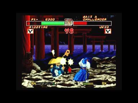 Samurai Shodown Wii