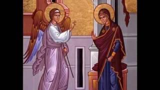 The Akathist Hymns (1)  تراتيل من المديح لوالدة الإله