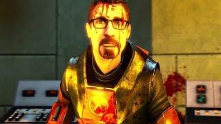 Half-Life - Непредвиденные Последствия (Тизер). Анимационный Фильм