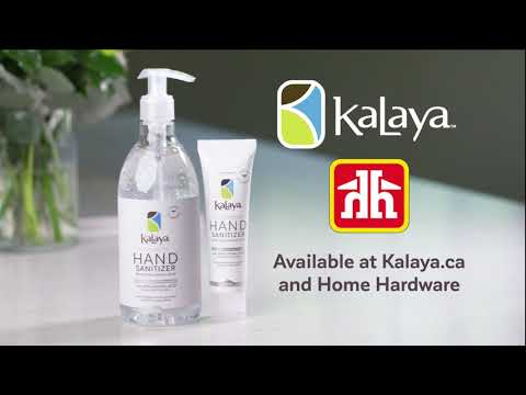 Kalaya Hand Sanitizer with Hyaluronic Acid - National Commercial