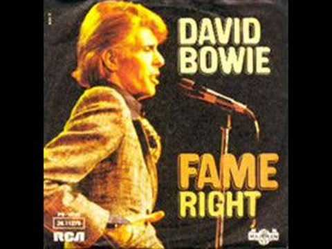 Fame (1975) (Song) by David Bowie