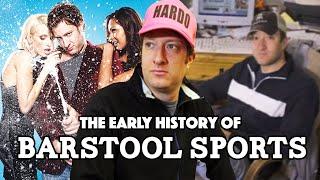 The Story of Dave Portnoy Starting Barstool Sports || Barstool Documentary Series