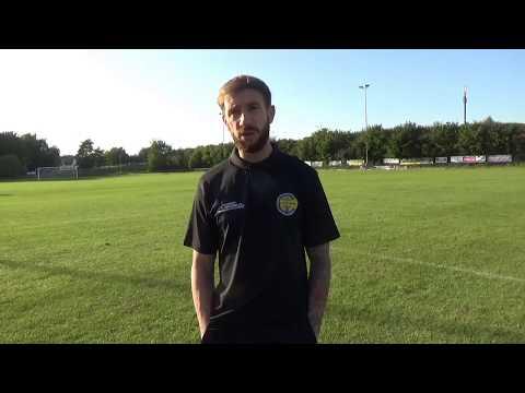 1920 Tom Maddison Post-Match Sheffield FC 21/09/2019