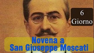 Novena A San Giuseppe Moscati Sesto Giorno
