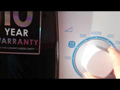Samsung ME711K Mikrodalga Fırın Kutu Açılışı