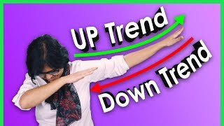 What is Up Trend, Down Trend and Sideways Trend | Technical Analysis Ep2 By CA Rachana Ranade