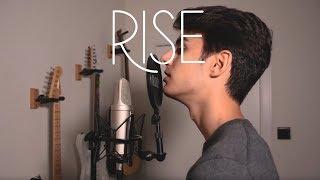 Rise   Jack & Jack | Eric Miyan Cover
