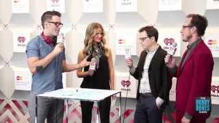 iHeartRadio Interviews with Weezer