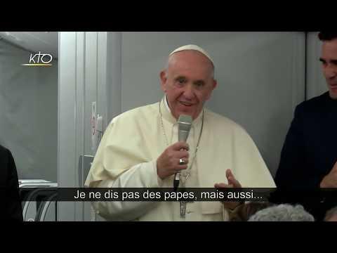 Pas assez de témoignages de chrétiens passionnés ! (Pape François)