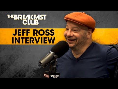 Jeff Ross Roasts The Breakfast Club, Talks Freedom Of Speech, Mo'Nique, Donald Trump + More