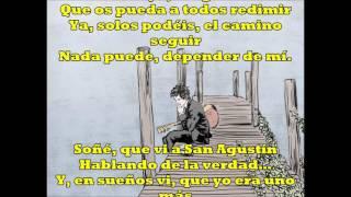 I Dreamed I Saw ST.Augustine - Bob Dylan - Spanish Version