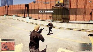 GTA 5 Online: Tập 11 - Biệt Đội Súng Ngắm, Không Cần Ngắm =))