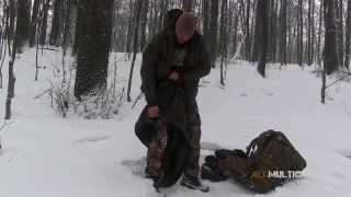 Зимний костюм ирбис- hunter universal