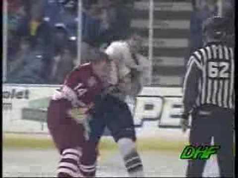 Leigh Salters vs Jozef Sladok