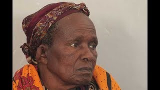 Granny found with bhang pleads guilty - VIDEO