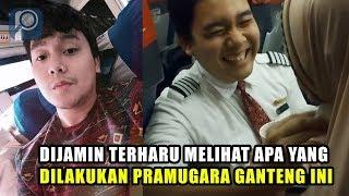 Kisah Donny Prima Yuszela Pramugara Lion Air yang Viral