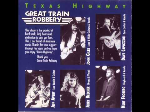 Great Train Robbery '' Texas Highway ''