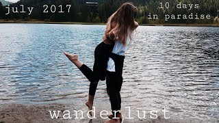 w a n d e r l u s t | july 2017 | couple holiday |