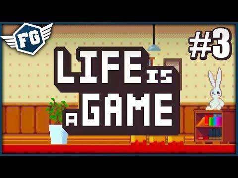 UMŘEL JSEM V PRÁCI - Life Is A Game #3