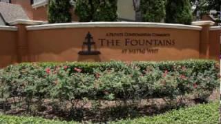 Fountains at Metrowest - Orlando Condominium Community