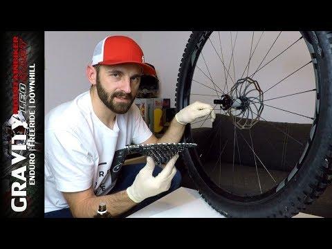 Fahrrad Freilauf lauter / leiser machen | Sound Tuning | DT Swiss Hinterradnabe | MTB Tutorial #15